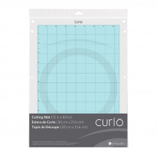 """Cutting Mat for Silhouette Curio - 8.5"""" x 12"""" Standard Hold."""