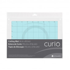 """Cutting Mat for Silhouette Curio - 8.5"""" x 6"""" Standard Hold."""