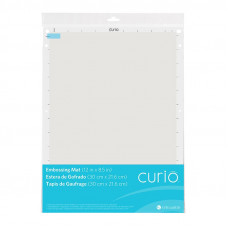 """Embossing Mat for Silhouette Curio - 8.5"""" x 12""""."""