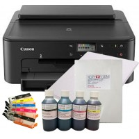 Edible A4 Printer Bundle, TS705 with Cartridge and Paper Options.
